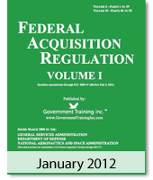 Federal Acquisition Regulation Image