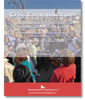 Crisis Communications Handbook Image