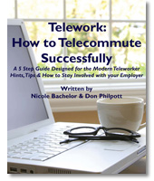 How to telecommute sucessfully