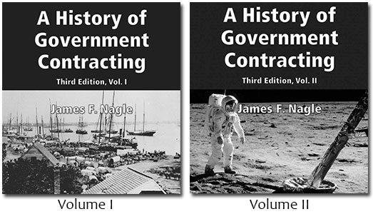 History of Government Contracting Handbook Book Image