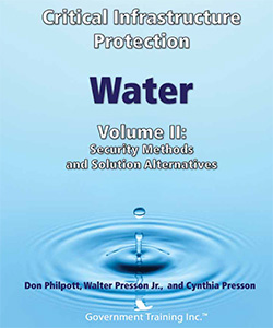 Critical Infrastructure Protection: Water Cover