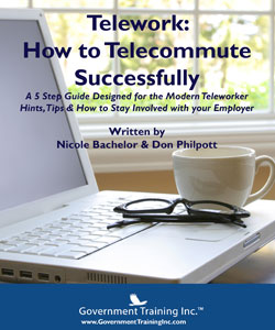 Telecomute Success cover
